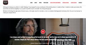 DepartmentD.com - UproarMusicAndSound.com - Testimonial
